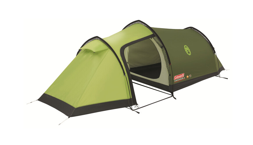 Coleman Caucasus 2 - Tente - vert